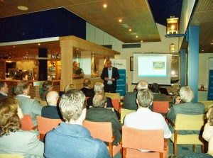 Tenable Network Security presentatie lunch bijeenkomst IT sceurity compliance managers IT netwerk beheerders