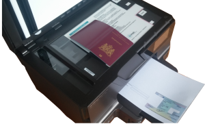 kopie identiteitskaarten template paspoort rijbewijs ID kaart koop bestel cover sjabloon