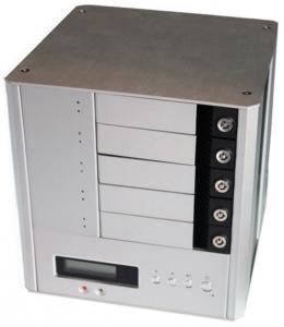 Network attached storage lek onveilig